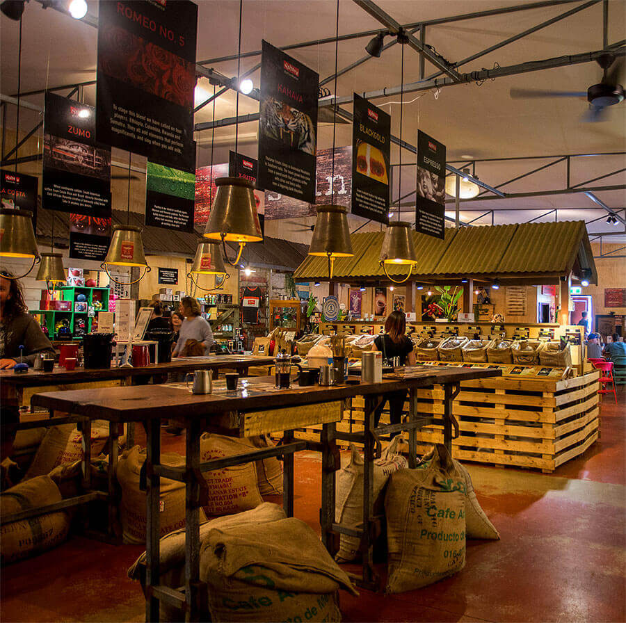 The Koffee Academy Yahava Coffee