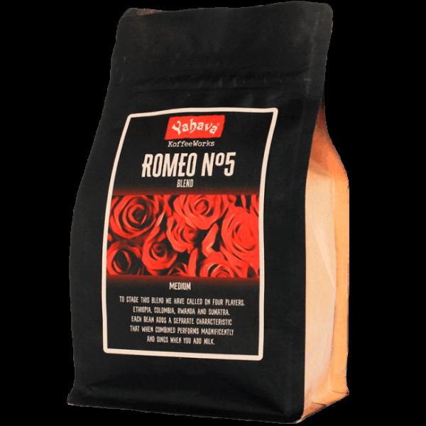 Romeo No 5 Yahava Coffee
