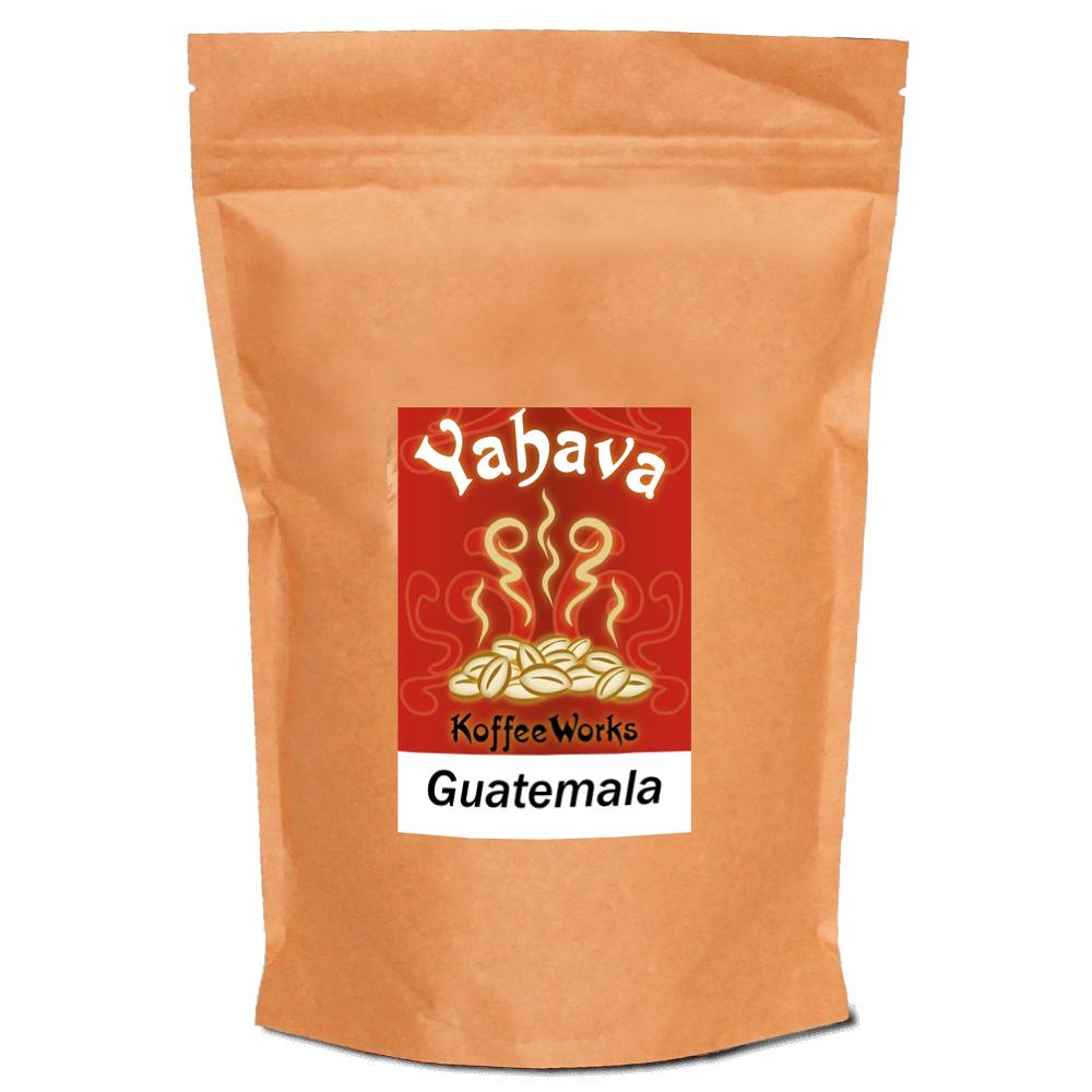 Guatemala Antigua Pastoral Yahava Coffee